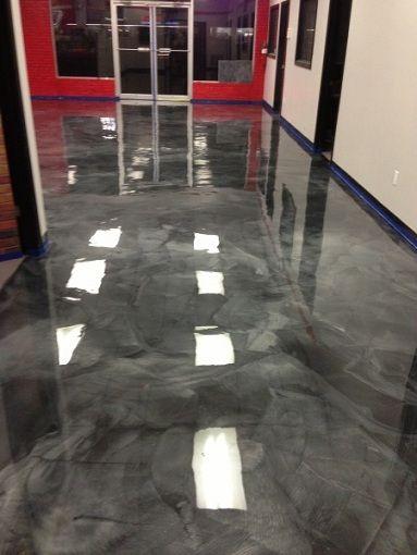 Basement Flooring Ideas U0026 Projects From DecorativeConcreteKingdom.com