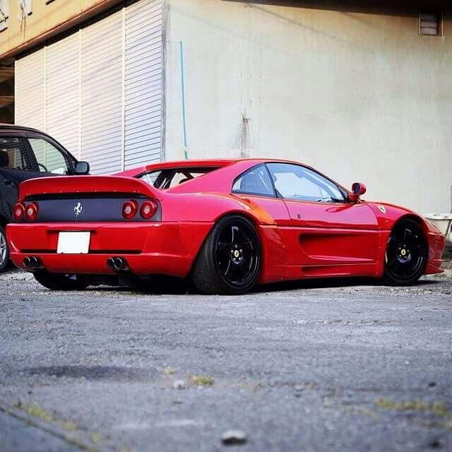 Lamborghini For Sale Ny: Wide Body Ferrari F355. .