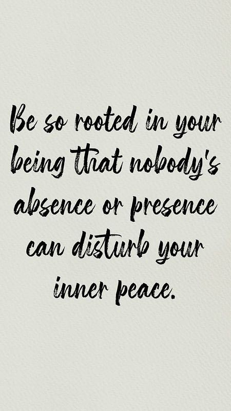 20 quotes to inspire peace outside and inside - Artist Hue