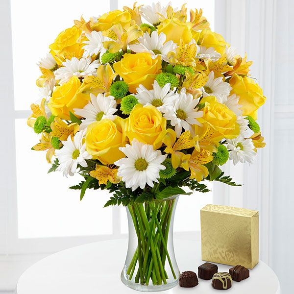 Beautiful Flower Thank You: Kindness Bouquet Collab With Random Acts Of Flowers & FTD