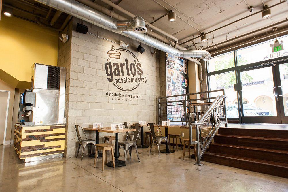 Garlos aussie pie shop an emporium of savory delights