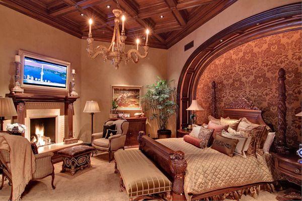 Royal Bedroom Designs