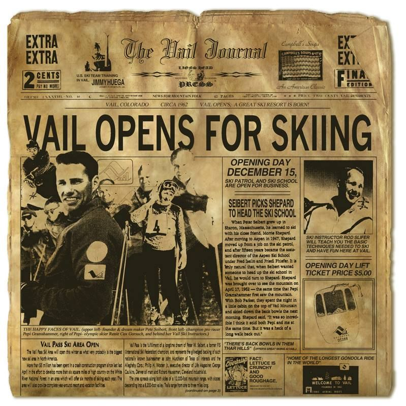 16 Things To Do In Vail Beyond Skiing: Vail, CO Skiing Begins Dec15, 1962