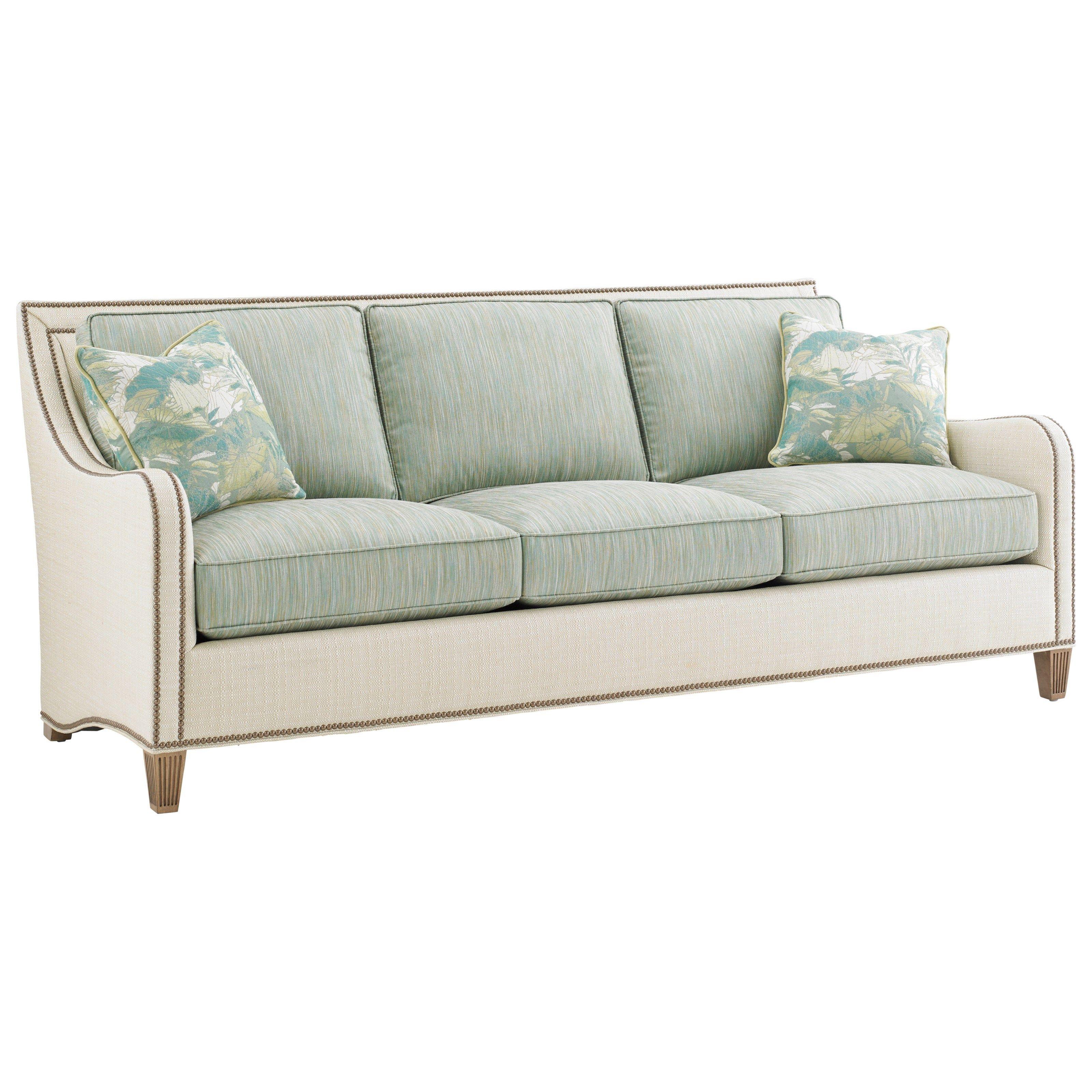 Twin Palms Koko Sofa By Tommy Bahama Home At Baeru0027s Furniture
