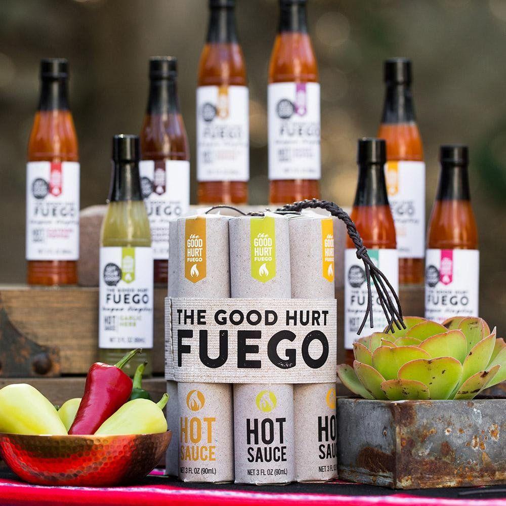 Hot sauces sample set oprahs favorite things beer safe