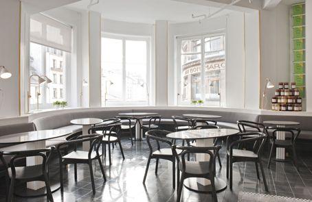 Nouveauté  Rose Bakery Tea Room au Bon Marché Bakeries, Teas and Room