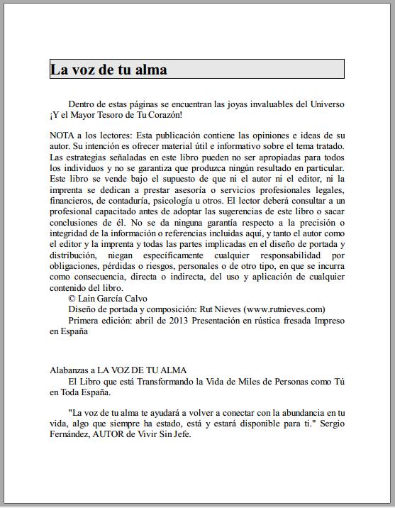 sanacion del alma lain garcia calvo pdf gratis