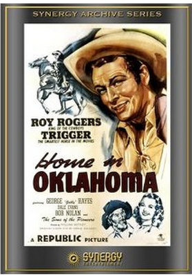 Home in Oklahoma    - FULL MOVIE - Watch Free Full Movies Online: click and SUBSCRIBE Anton Pictures  FULL MOVIE LIST: www.YouTube.com/AntonPictures - George Anton -     Plot: Roy edits a small town newspaper. A rancher is murdered, and his fortune is inherited by a young boy. Editor Roy, with the assistance of big city reporter Dale, brings the killers to justice.  7 likes, 1 dislikes