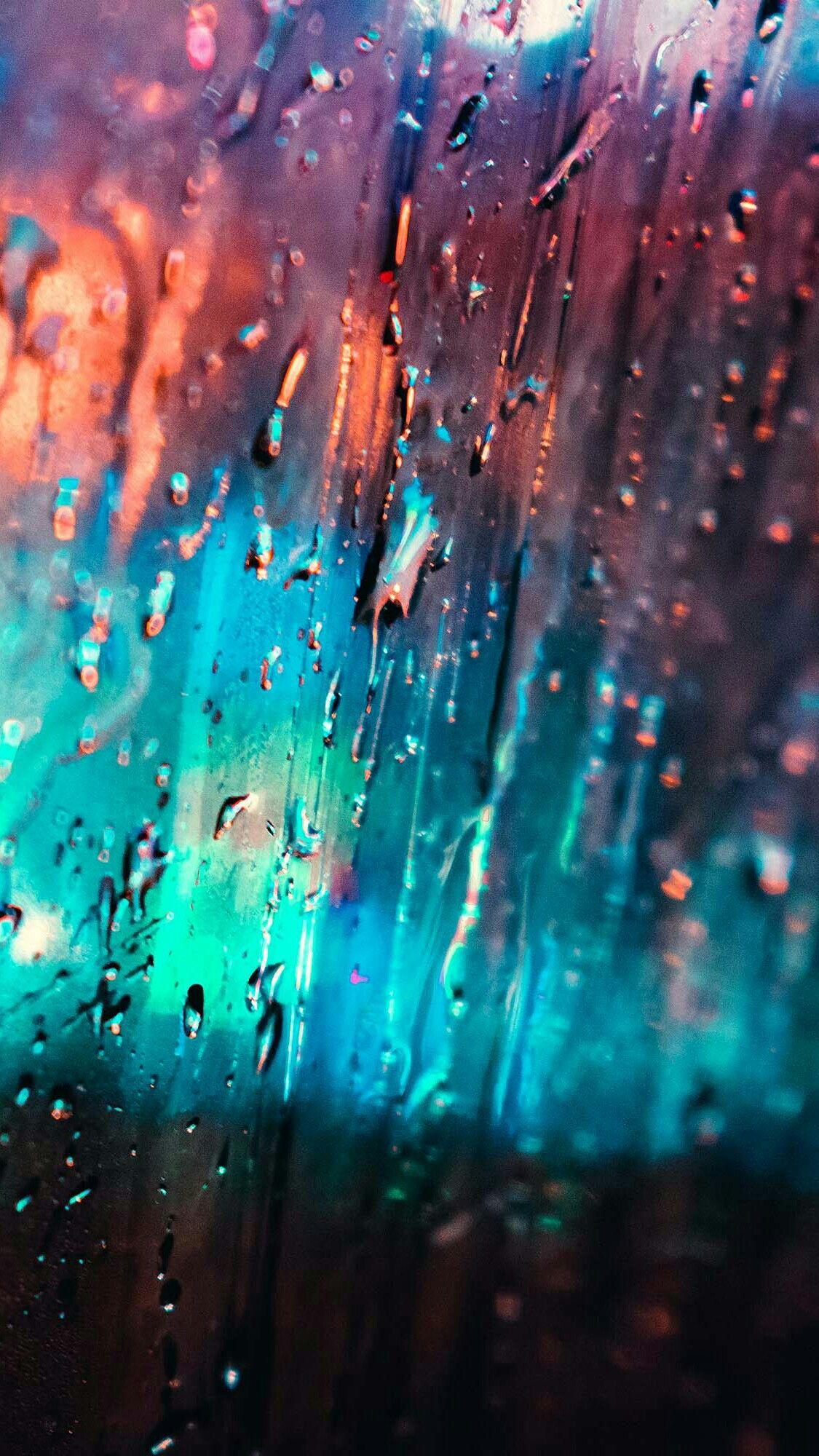 Rain Lights Rain Wallpapers Rain Photography Rain Lights
