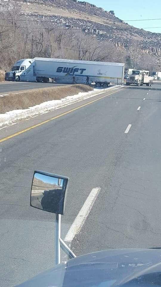 U Turn Fail Big Rig Trucks Trucker Humor Trucking Humor