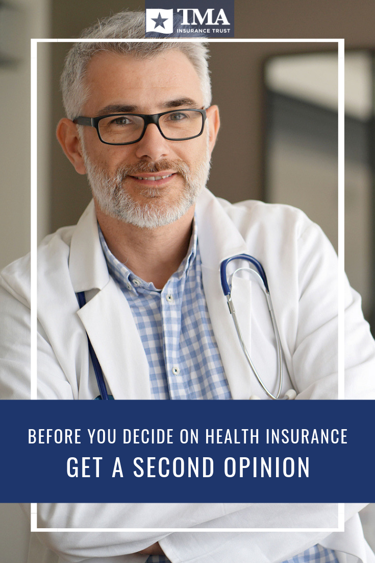 Choosing health insurance is a big decision. Before you