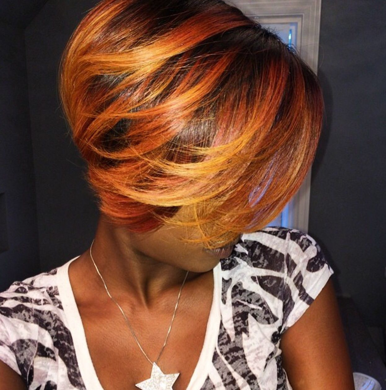 Gorg color relaxed hair pinterest chinese hair lace closure