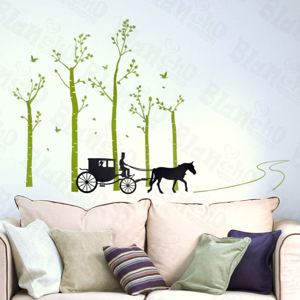 Wall Decor Stickers Unique Creative Wall Graphics Ideas  Wall Painting Ideas