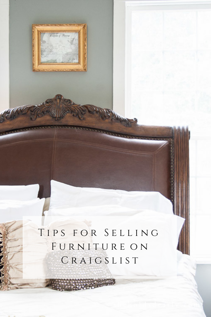 7 Tips For Selling Furniture On Craigslist In 2020 Selling Furniture Furniture Interior Design Advice
