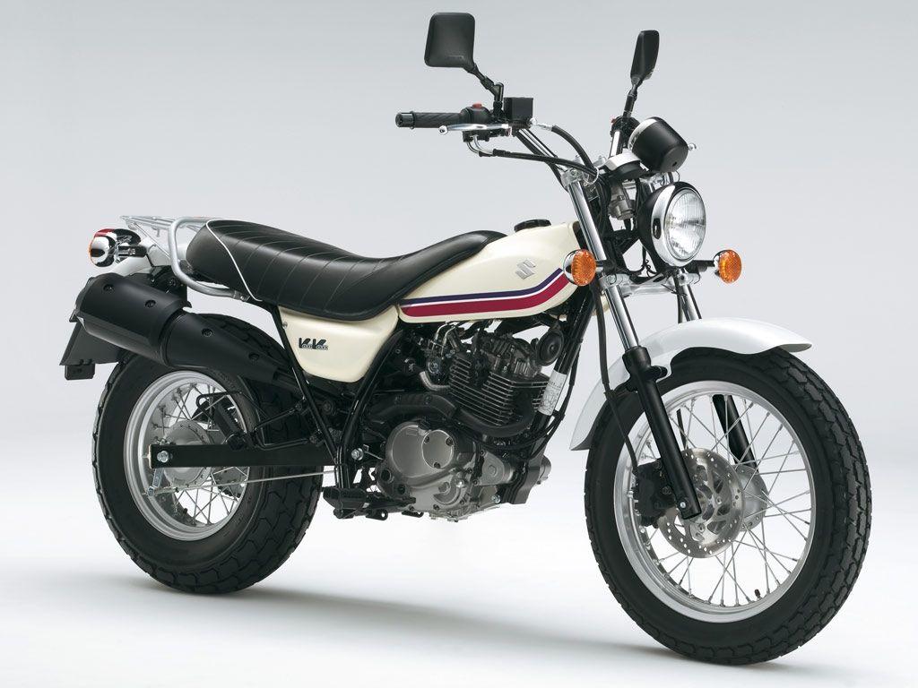 Suzuki vanvan 125 fotos y especificaciones t cnicas ref