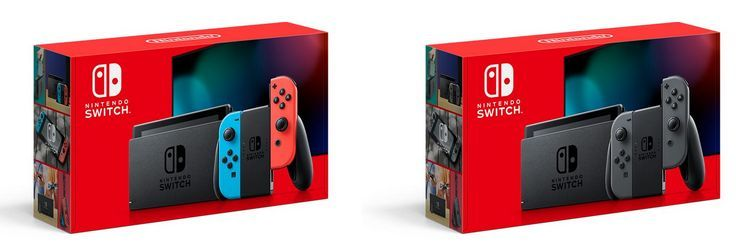 Nintendo ت علن عن نسخة جديدة من جهاز Switch الحالي تملك عمرا أطول للبطارية Nintendo Switch Nintendo Video Game Industry