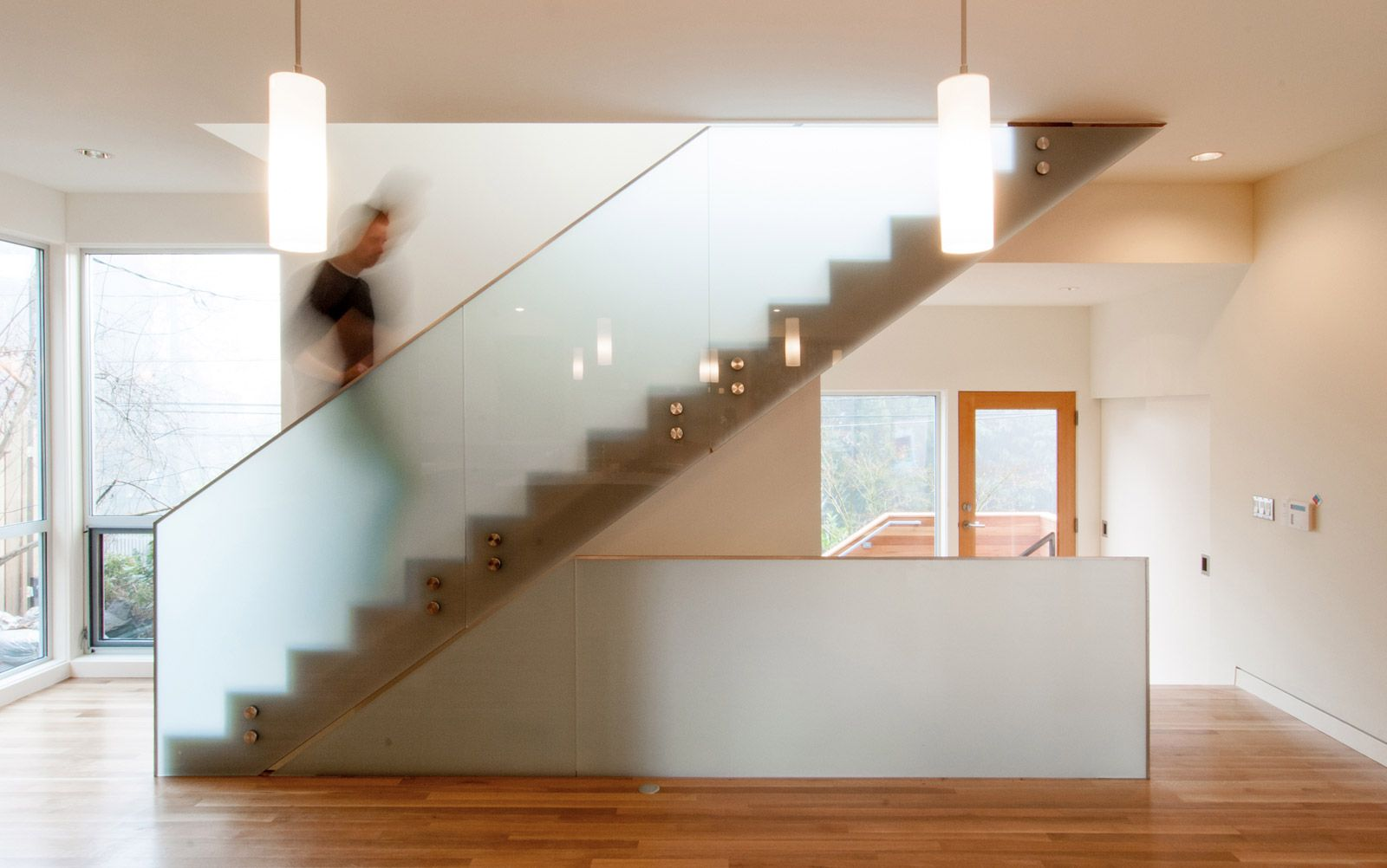 Explorations In Stair Design Build Llc Stairs Glass