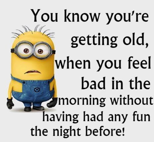 Image result for funny you know you're old when meme