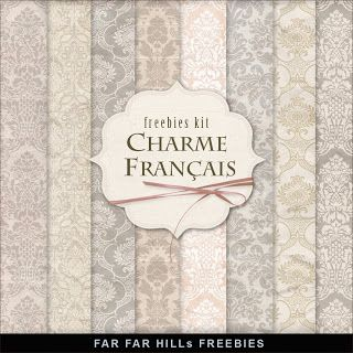 Wednesday's Guest Freebies ~ Far Far Hill ♥♥♥Join 2,350 people. Follow our Free Digital Scrapbook Board. New Freebies every day.♥♥♥