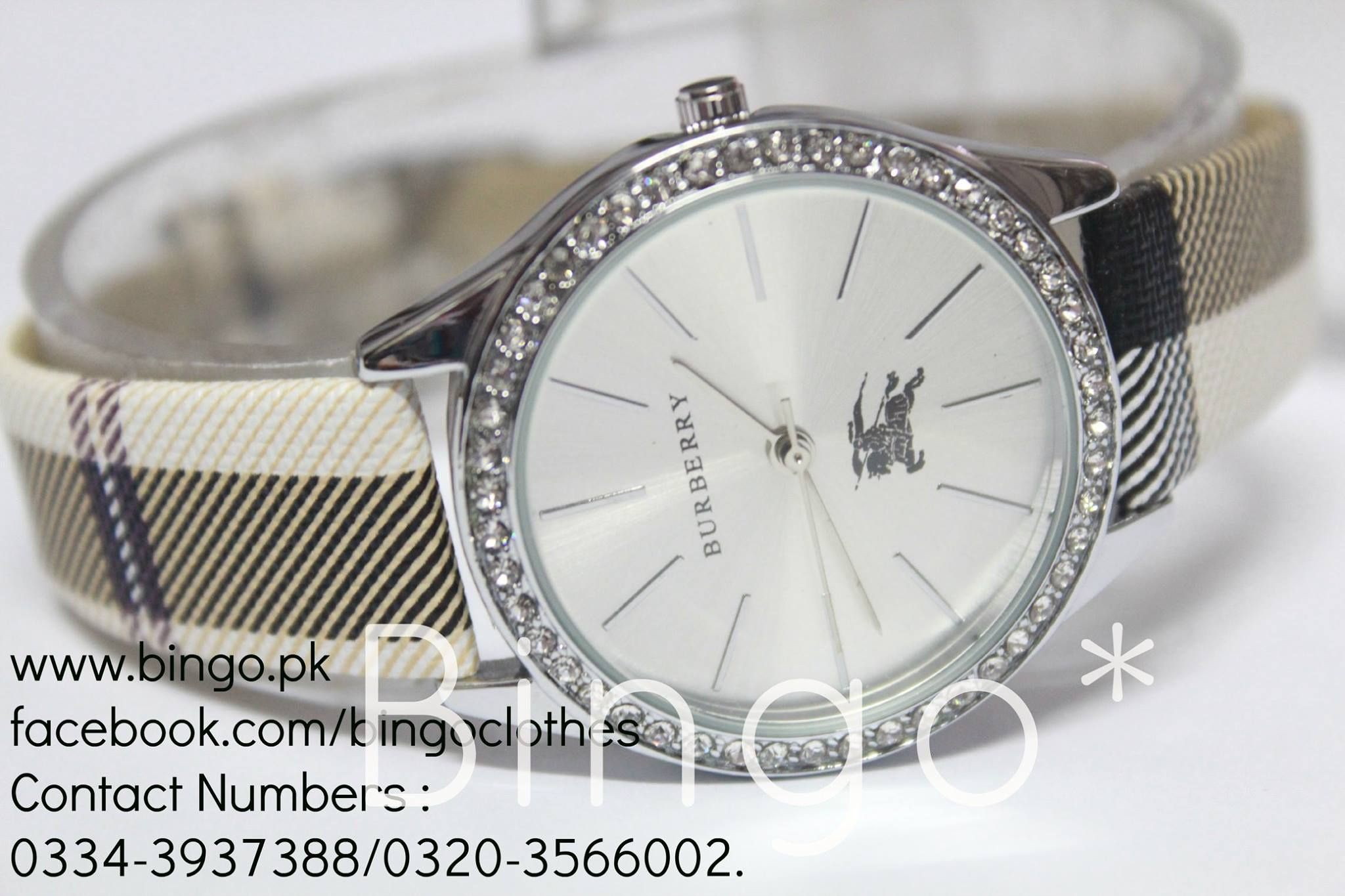 burberry ladies watches price