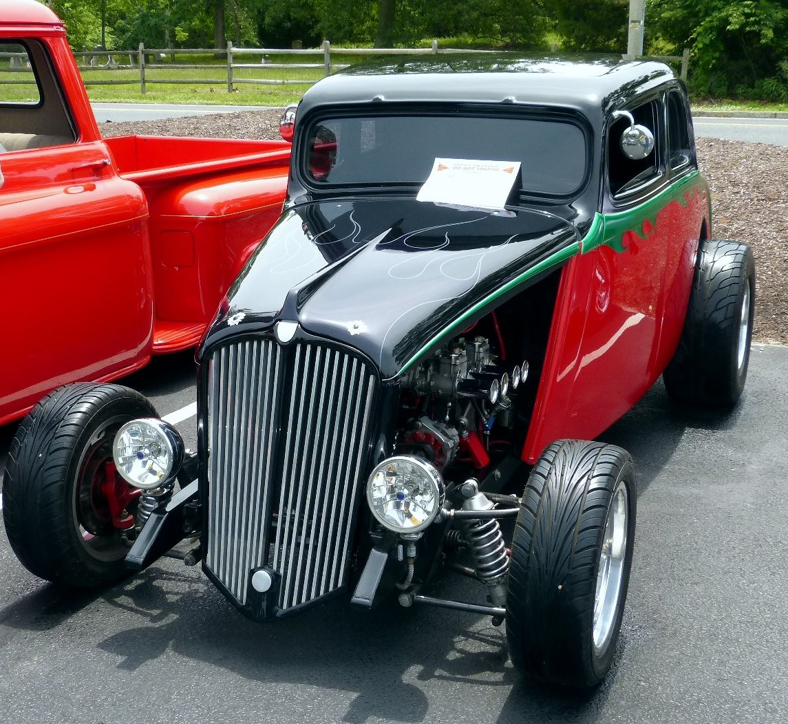 Hdr Yellow Hot Rod Car Cars Auto Buy Sell Selling Photos Pictures ...