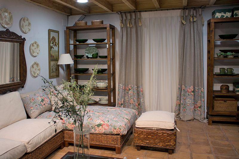 Dos ambientes un mismo salon mueblesarria decoracion - Decoracion de un salon ...