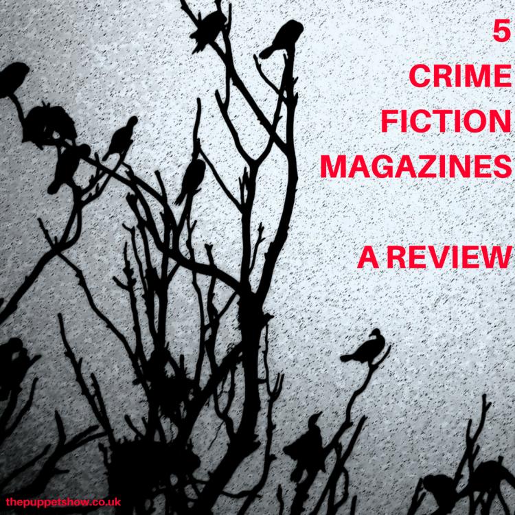 new crime fiction
