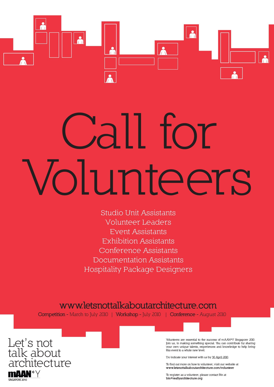 Poster design volunteer - Explore Bogor Volunteers And More