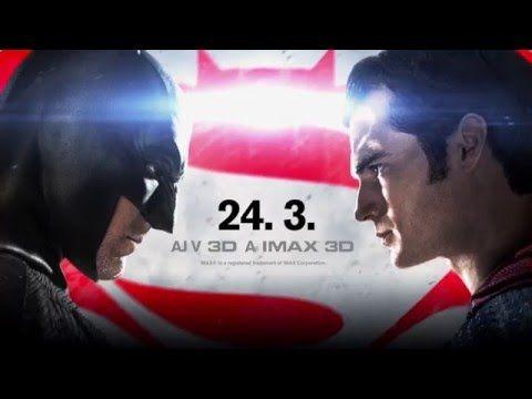 Batman vs. Superman: Úsvit spravodlivosti - v kinách od 24. marca - online spot - Batmobile - YouTube