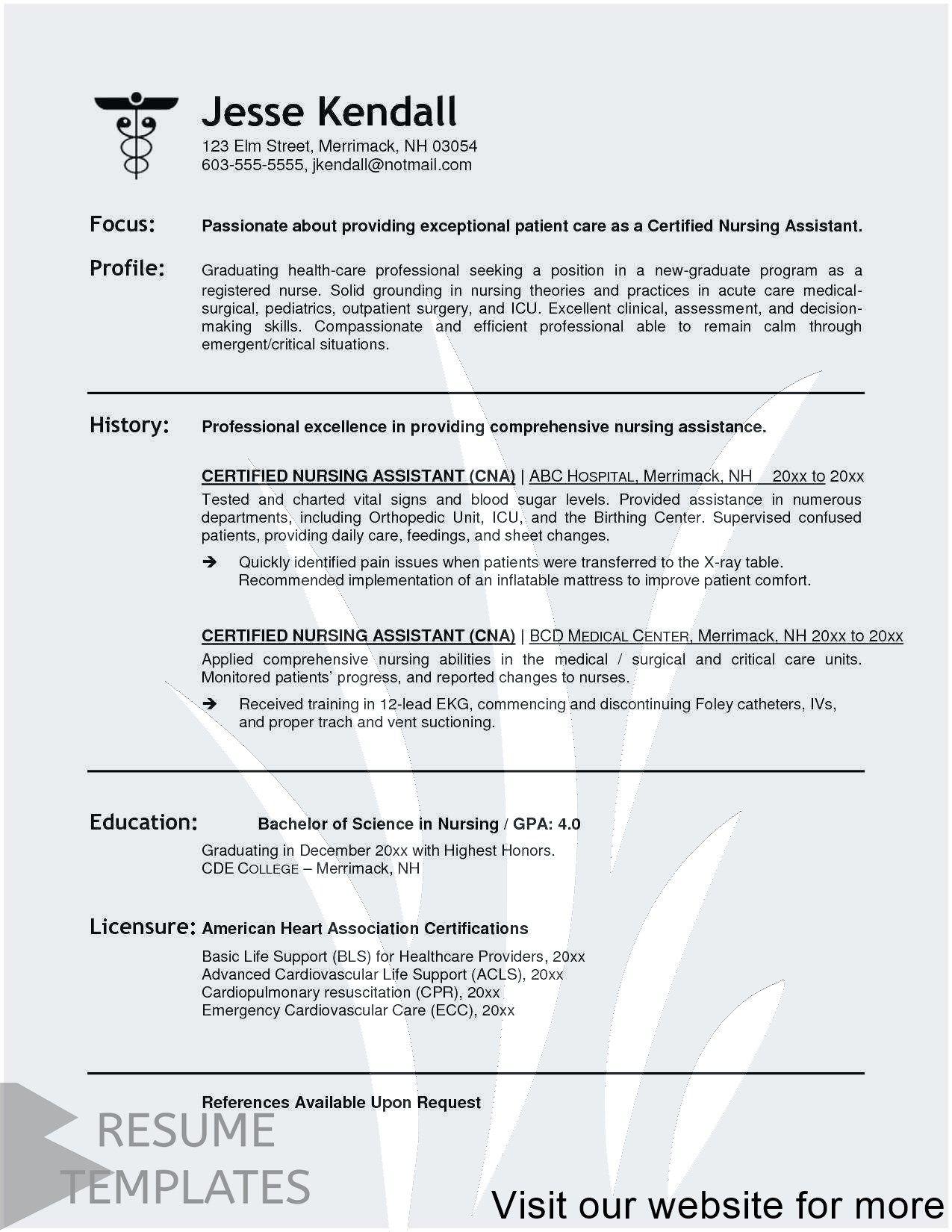 resume template academic 2020 in 2020 Resume template