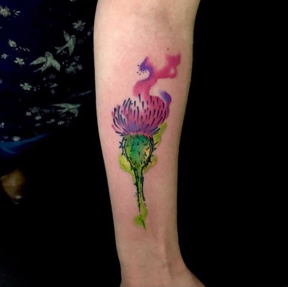 37 Flower Tattoos That Are as Beautiful as the Real Thing - theFashionSpot