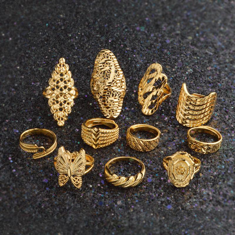 23+ Gold rings designs in dubai ideas