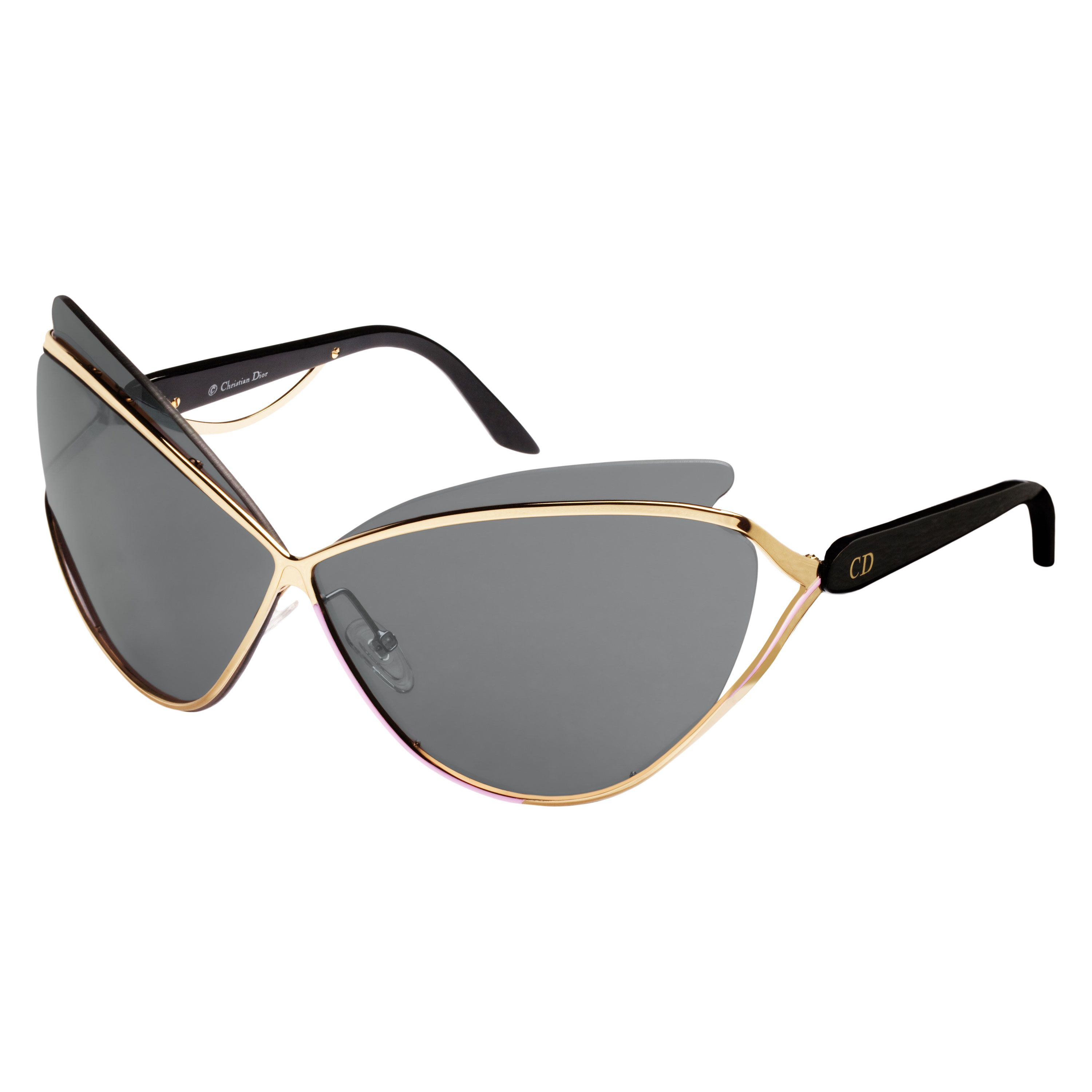 DiorAudacieuse1  sunglasses from the Winter 2013 runway   She s A ... 4f5714355ea3