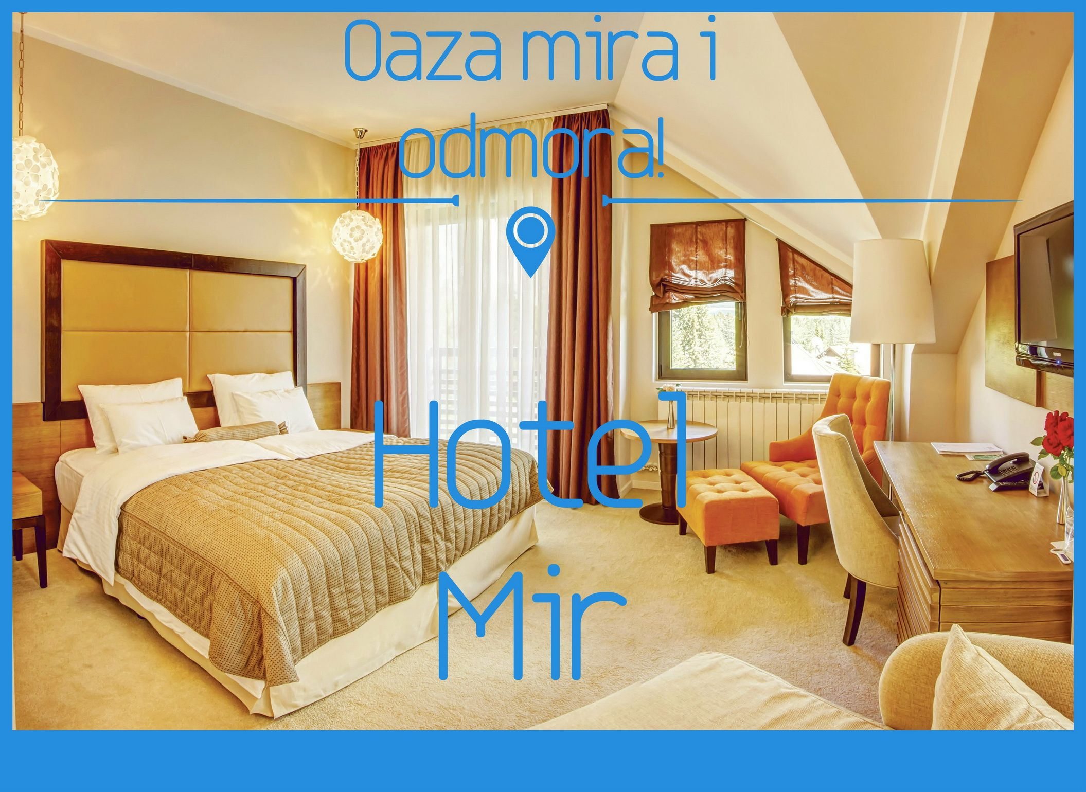 Pin On Hotel Mir Zlatibor