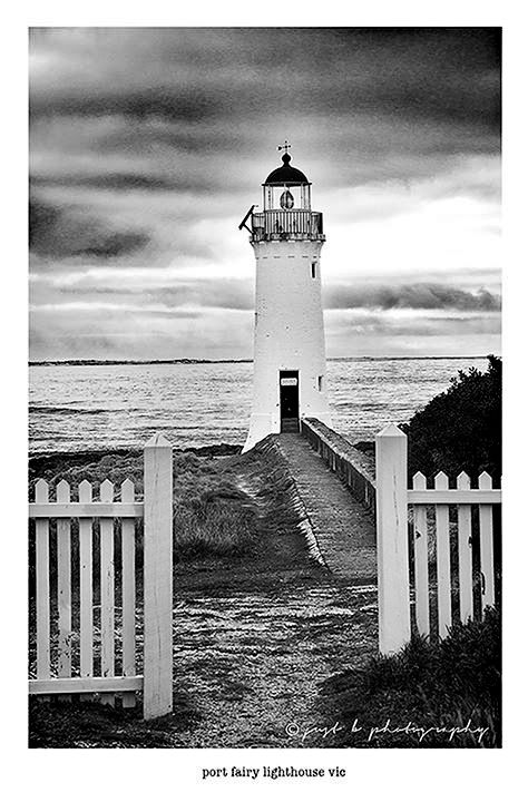 Pt Fairy Lighthouse VIC www.justbphotography.com.au