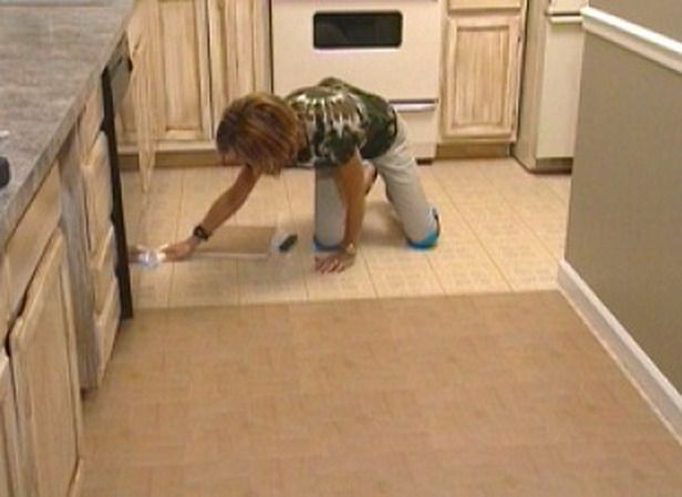 How To Install Self Stick Floor Tiles The O Jays Floors