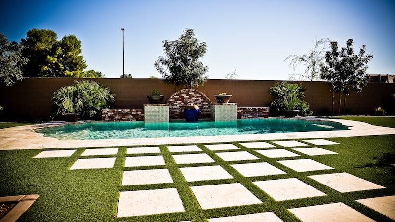Caribbean Pools in AZ, Swimming Pool, patio, deck, outdoor living