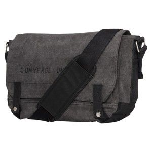 purchase converse one star mens messenger bag charcoal gray 06e02 37348 74f187d18fd12