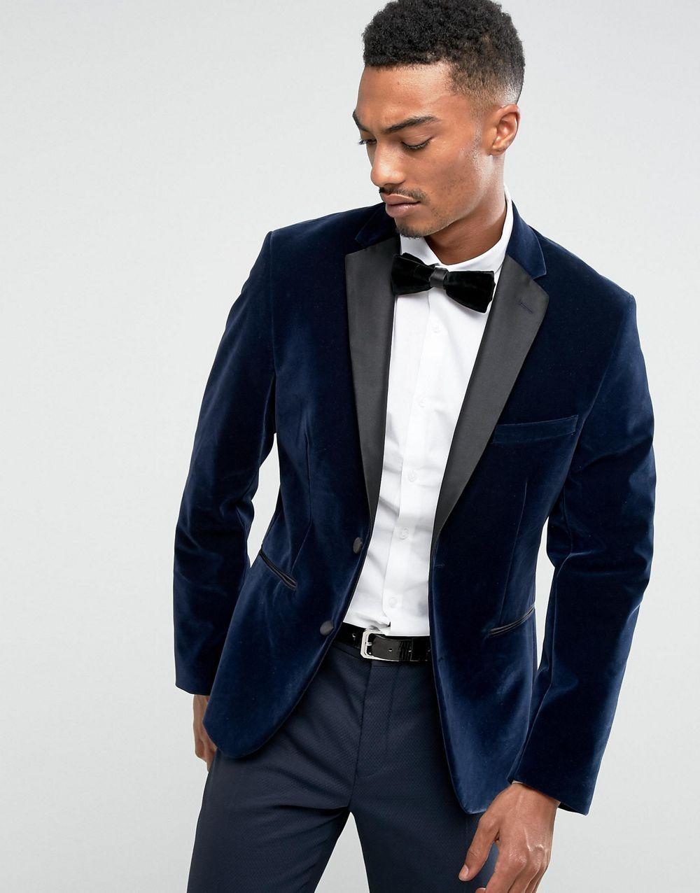 Wedding dress suit   slim fit Latest Coat Designs velvet Jacket plus Wedding Dress