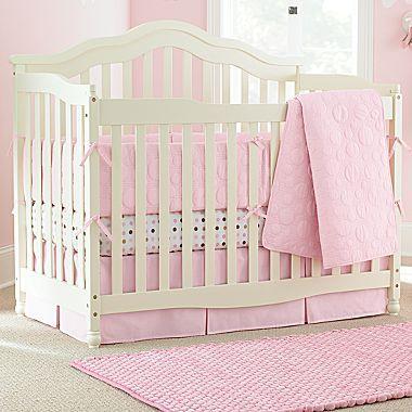 Rockland Caden Convertible Crib Convertible Crib Baby