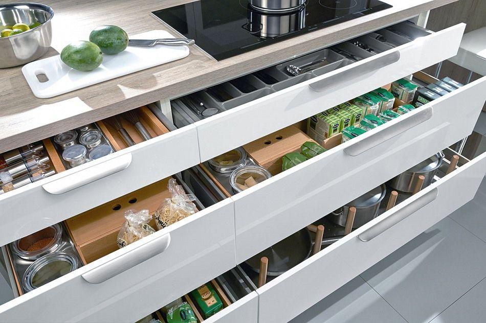 Unterschränke für die Küche richtig planen & ausrichten | Küche ...