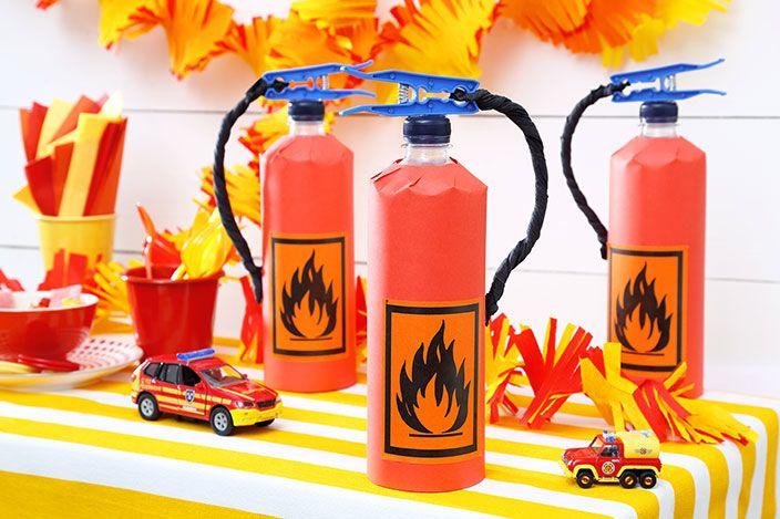 Wir Feiern Einen Feuerwehr Geburtstag Anleitung