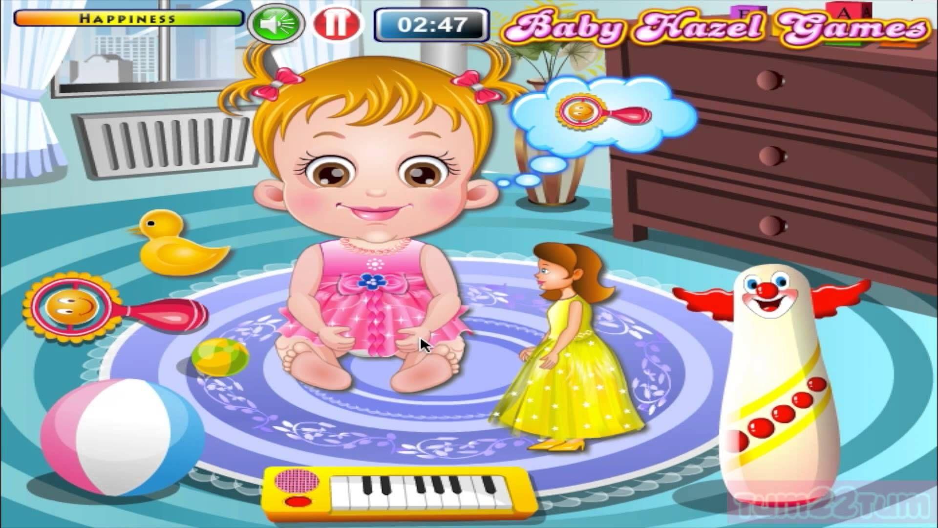 ᶠᵘˡˡ ᴴᴰ Baby Hazel Funtime
