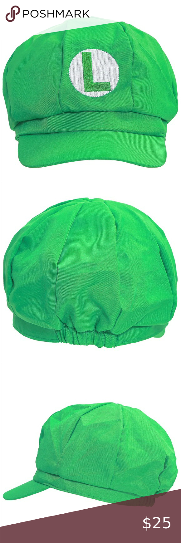 Luigi Hat Nwot Luigi Hat Hats Women Accessories Hats