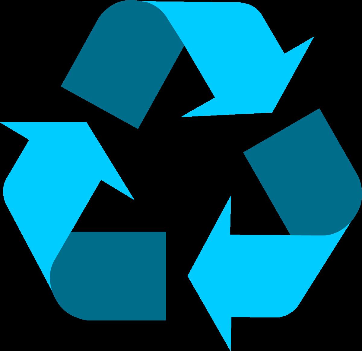 Light blue universal recycling symbol logo sign httpwww light blue universal recycling symbol logo sign http biocorpaavc Gallery