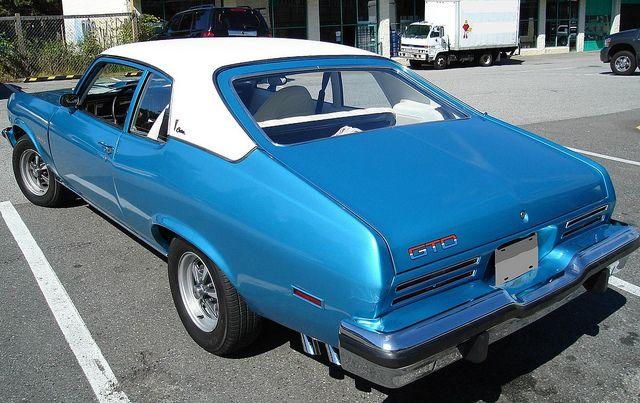 1974 Pontiac Gto Pontiac Gto Gto Pontiac