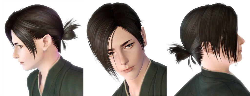Sims 2 Male Ponytail Hair Sims Cc Wish List