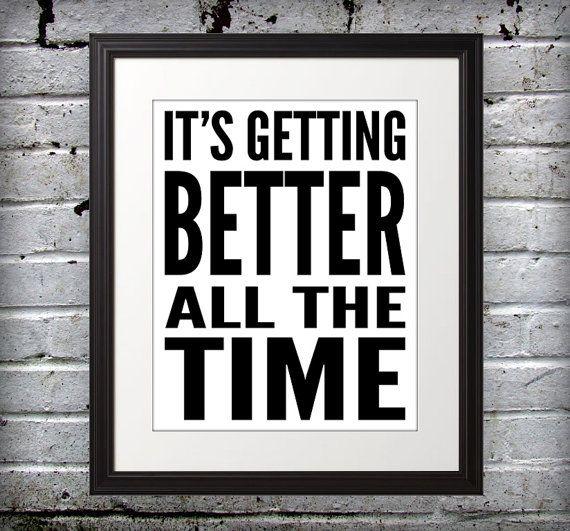Beatles Inspired It S Getting Better All By Notjustanotherjones