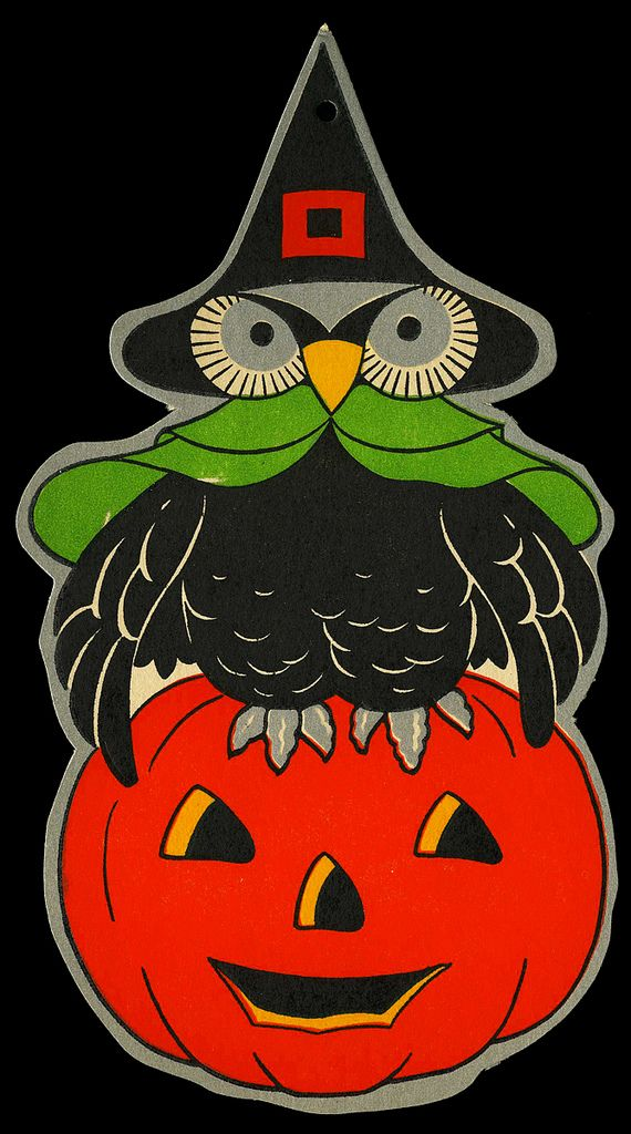 Vintage Halloween Decoration Vintage halloween decorations and - vintage halloween decorations