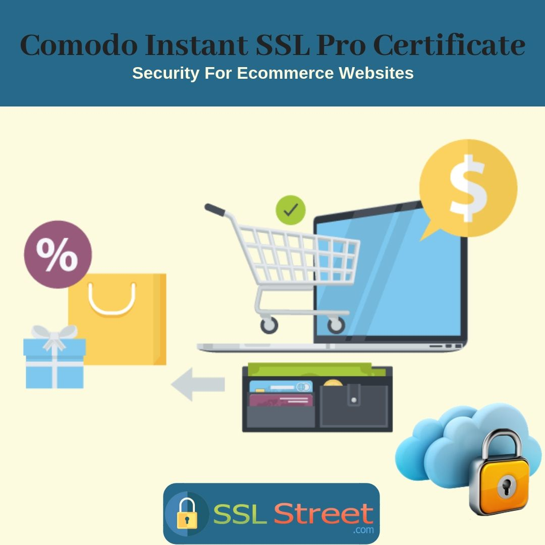 Comodo Instant Ssl Certificates Use The Best Levels Of Encryption